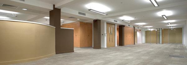 Office refurbishment in Victoria, London